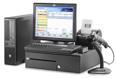 Quickbooks or the POS of your choice